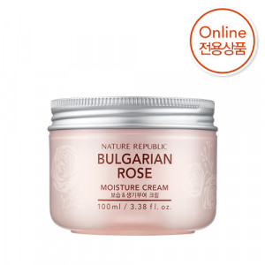 Nature Republic Bulgarian Rose Moisture Cream 100ml [Online]