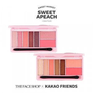 The Face Shop [Sweet Apeach] Mono Pop Eyes 9.8g