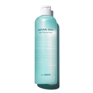 The Saem Natural Daily Skin Clearing Toner 500ml