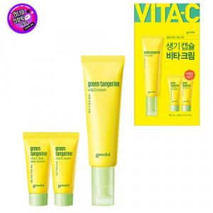 GOODAL Green Tangerine Vita C Cream Special Set