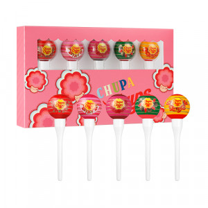 Chupa Chups Lip Locker Tint 5 items Set 7g*5ea