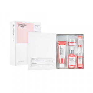 Missha Vitamin B12 Double Hydrop Cream 2 item Set