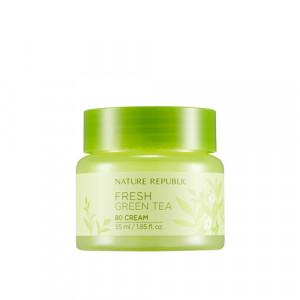 Nature Republic Fresh Green Tea 80 Cream 55ml