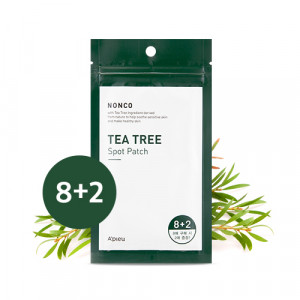 A'PIEU NonCo Tea Tree Spot Patch Set 10sheets [AD]