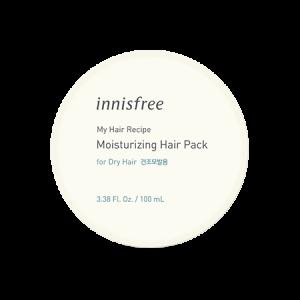 Innisfree My Hair Recipe Moisturizing Hair Pack (For Dry Hair) 100ml