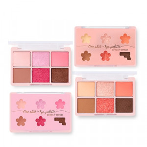 ChicaYChico One Shot Eye Palette [Spring Edition] 9g