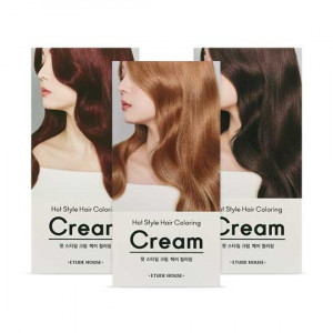 ETUDE HOUSE Hot Style Cream Hair Coloring NEW