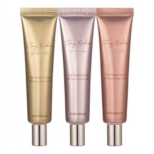 BodyHolic Stay Nudie Silk Perfume Hand Cream 40ml