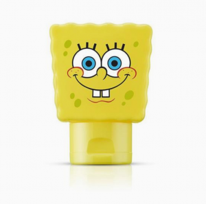SNP [Sponge Bob Edition] UV Perfect Air Cool Sun Gel Sponge Bob SPF50+ PA++++ 80ml
