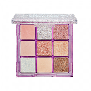 The Face Shop fmgt [Glitter Universe] Eye Shadow Palette 1.2g*9colors