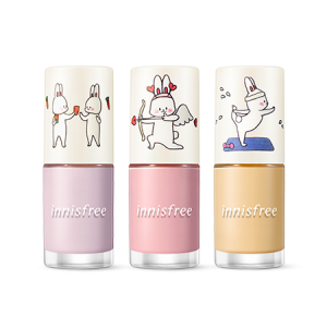 Innisfree [Cute Rabbit Benny] Real Color Nail 6ml