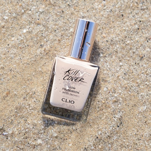 CLIO Kill Cover Glow Foundation Mini SPF50+ PA++++ 38g