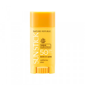 Nature Republic California Aloe Aqua Sun Stick SPF50+ PA++++ 15g