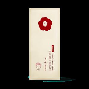 Innisfree Camellia Essential Hair Mask Pack  (Repair) 35g