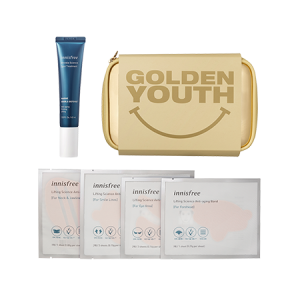 Innisfree Wrinkle Science X Golden Box 1ea
