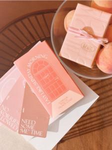 espoir 21 F/W Lookbook Palette Pillow Peach 7.1g