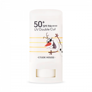 Etude House [FROZEN] UV Double Cut Clear Sun stick SPF50+/PA++++ 19g