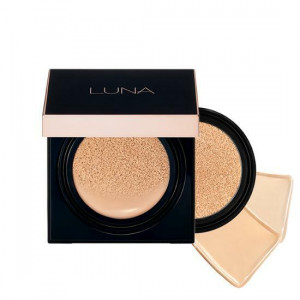 LUNA Long Lasting Conceal Wear Cushion SPF50+ PA++++ 12.5g*2