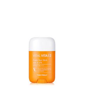 TONYMOLY Vital Vita 12 Fresh Sun Stick 22g