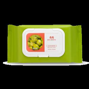 HolikaHolika Daily Fresh Olive Cleansing Tissue 60ea