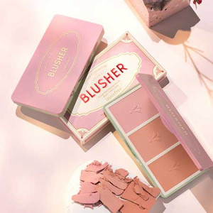 Innisfree [Vintage Filter Edition] Vintage Filter Blusher Palette 9.9g