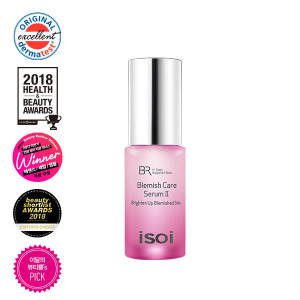 ISOI Bulgarian Rose Brighten UP Blemished Skin [Blemish Care Serum Ⅱ] 15ml