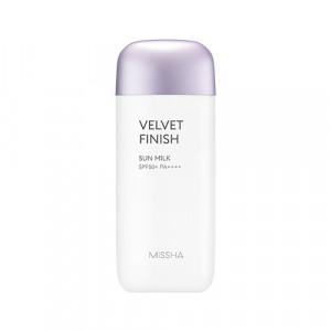 Missha All-around Safe Block Velvet Finish Sun Milk SPF50+ PA++++ 70ml