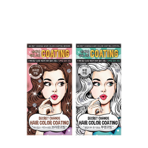 [R] MEDIHEAL Secret Change Hair Color Coating