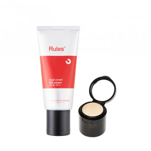 Too Cool for School Rules Dual Cover BB Cream SPF30 PA++  50ml