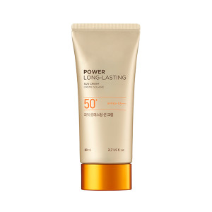 The Face Shop New Power Long Lasting Sun Cream SPF50+ PA+++ 80ml