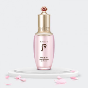 The history of Whoo Gongjinhyang:Soo Super Hydrating Eye Essence 25ml