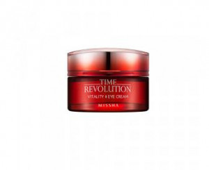 Missha Time Revolution Vitality Eye Cream 25ml