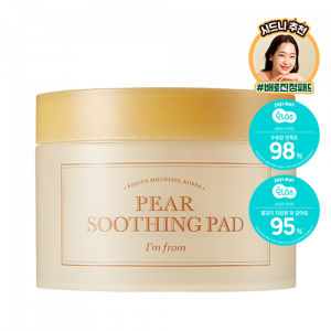 I'm from Pear Soothing Pads 60pcs