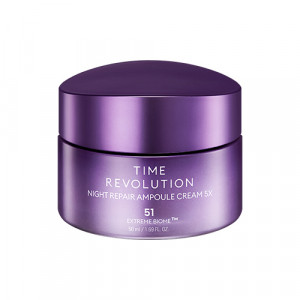 Missha Time Revolution Night Repair Ampoule Cream 5X 50ml
