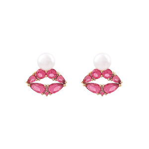 Noonoo fingers Lip Earring