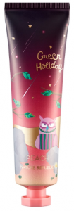 Nature Republic Green Holidays Hand Cream Peach/Lily 100g*2e