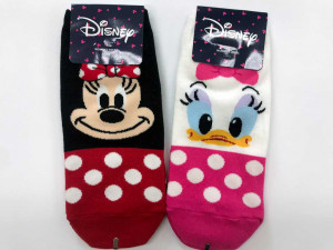 Character Socks [Disney Wonen's Sneakers Socks]
