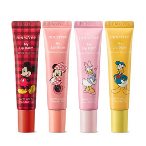 Innisfree [Hello 2020 Mickey Friends] My Lip Balm Set