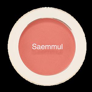 THE SAEM Saemmul Single Blusher 5g [#CR03 Sunshine Coral]