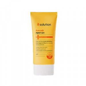 asolution Acne Safe Repair Sun SPF50+ PA++++ 50ml