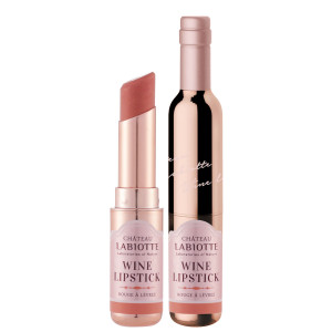 LABIOTTE Chateau Labiotte Wine Lipstick [Fitting] [Rose Gold Collection] 3.5g