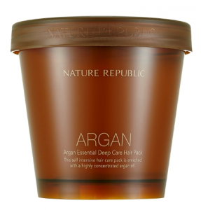 Nature Republic Argan Essential Deep Care Hair Pack [Large] 470ml