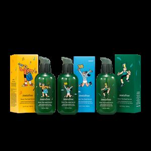 Innisfree 2019 Eco Hankie X Green Tea Seed Serum 160mL