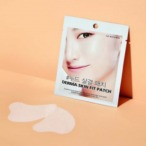 So'natural  Derma Skin Fit Patch 5pcs