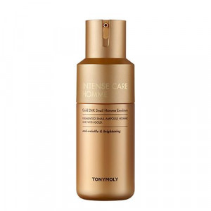 TONYMOLY Intense Care Gold 24K Snail Homme Emulsion 150ml