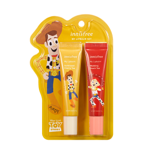 Innisfree [Innisfree X Toy Story] My Lip Balm Set 15g*2ea