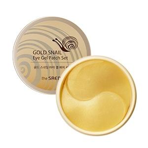 THE SAEM Gold Snail Eye Gel Patch 100g