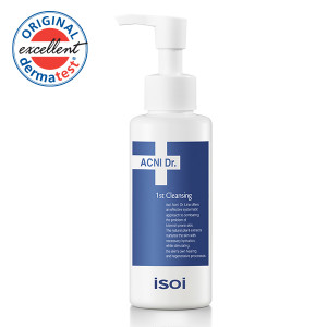 ISOI Acni Dr. 1st Control Cleansing Gel 130ml