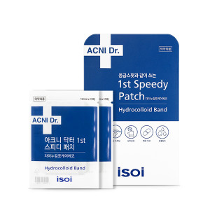 ISOI Acni Dr. 1st Speedy Patch 4P