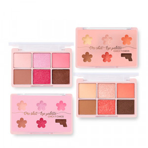 Chica Y Chico One Shot Eye Palette [SpringEdition] 9g